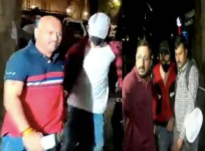 Cruise drug bust who is manish bhanushali and kiran gosavi who arrested aryan khan arbaz marchant
