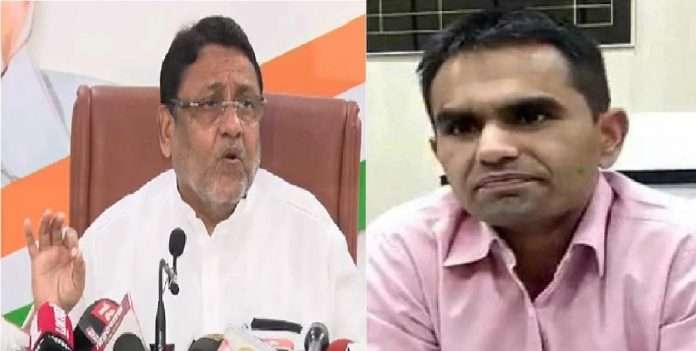 sameer wankhede said satyamev jayate on nawab malik allegations