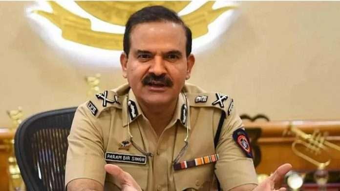 mumbai crime branch send notice to parambir singh in extortion case