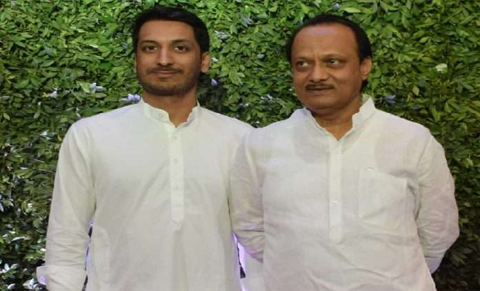Income Tax Raid on ajit pawar son parth pawar mumbai office in Jarandeshwar Sugar Mill