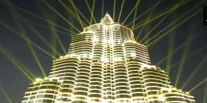 pilots lodge complaint against Burj Khalifa Durga Puja Pandal in kolkata
