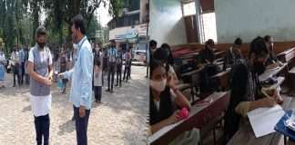 school reopen : the number of student in raigadis less than 40