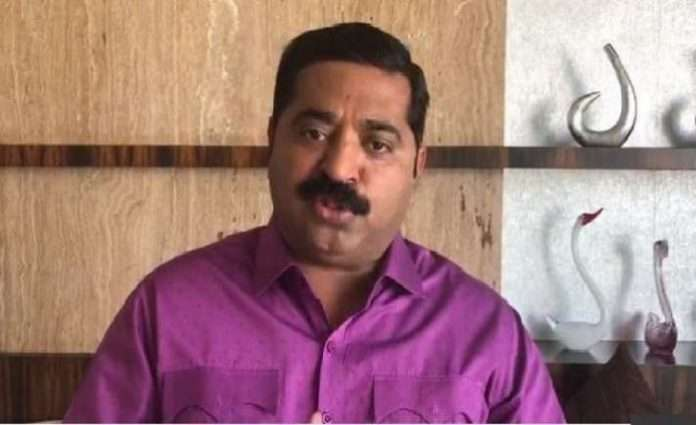 Drugs Case Ram kadam criticism on thackeray government over sameer Wankhede
