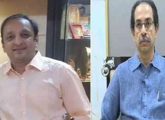sachin sawant meets cm uddhav thackeray