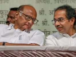 sharad pawar met uddhav thackeray twice in two days on political issue