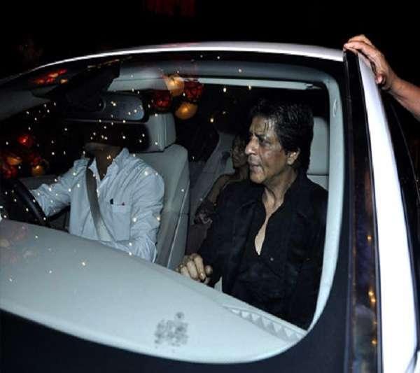 Shah rukh khan driver ncb summons